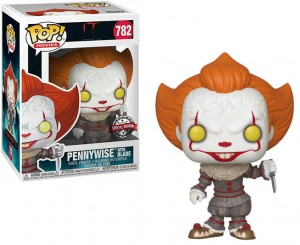 Figurka IT 2 POP! Pennywise with Blade Special Edition