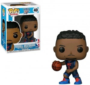 Figurka Russell Westbrook Funko POP! Oklahoma City Thunder NBA