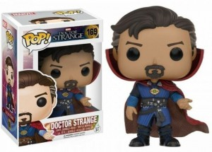 Figurka Doctor Strange Funko POP! Marvel