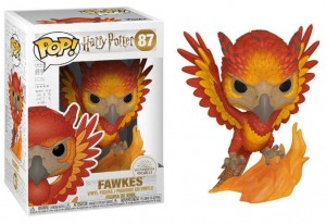 Figurka Harry Potter POP! Feniks Fawkes