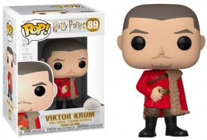 Figurka Harry Potter POP! Viktor Krum