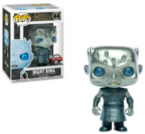 Figurka Game Of Thrones POP! Night King Metallic Special Edition