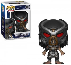 Figurka The Predator POP! Fugitive Predator
