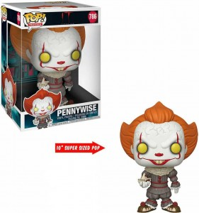 Figurka IT POP! Pennywise with Boat 25 cm