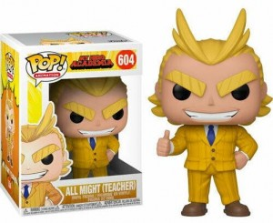 Figurka My Hero Academia Funko POP! Teacher All Might