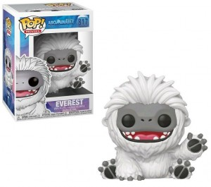 Figurka Abominable O Yeti! Funko POP Everest