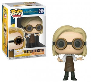 Figurka Doctor Who Funko POP! Thirteenth Doctor Goggles
