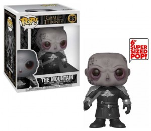 Figurka Gra o Tron Funko POP! The Mountain Unmasked 15 cm