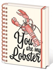 Notatnik Zeszyt Przyjaciele Friends You Are My Lobster