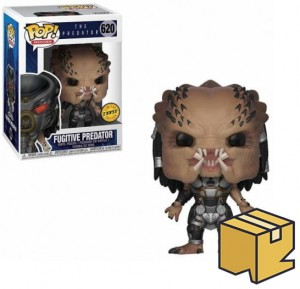 Figurka The Predator POP! Fugitive Predator CHASE Limited Edition *
