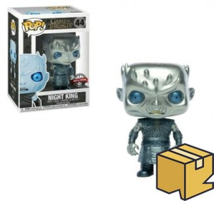 Figurka Game Of Thrones POP! Night King Metallic Special Edition *