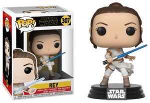 Figurka Star Wars The Rise of Skywalker Funko POP! Rey