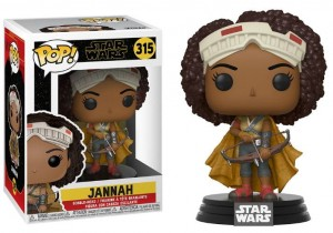 Figurka Star Wars The Rise of Skywalker Funko POP! Jannah