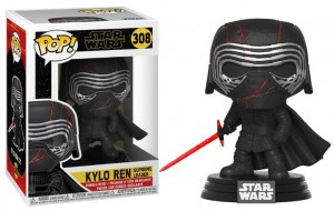 Figurka Star Wars The Rise of Skywalker Funko POP! Kylo Ren