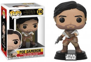 Figurka Star Wars The Rise of Skywalker Funko POP! Poe Dameron