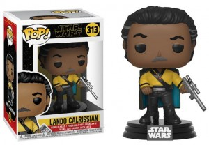 Figurka Star Wars The Rise of Skywalker Funko POP! Lando Carlissian