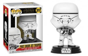 Figurka Star Wars The Rise of Skywalker Funko POP! First Order Jet Trooper