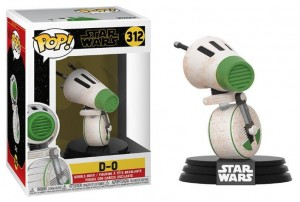 Figurka Star Wars The Rise of Skywalker Funko POP! D-0