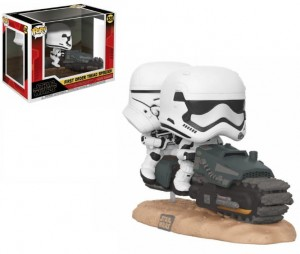 Figurka Star Wars The Rise Of Skywalker POP! First Order Tread Speeder