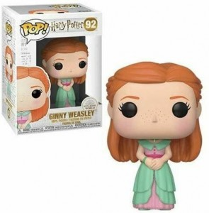 Figurka Harry Potter POP! Ginny Yule Ball