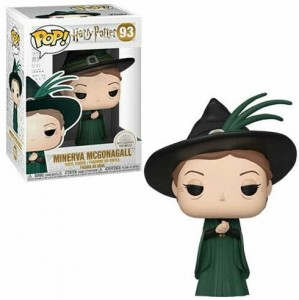 Figurka Harry Potter POP! Minerva McGonagall Yule Ball