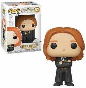 Figurka Harry Potter POP! George Weasley Yule Ball