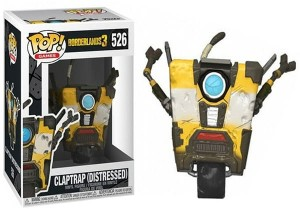 Figurka Borderlands 3 POP! Claptrap