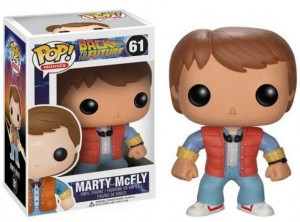 Figurka Back To The Future Funko POP! Marty McFly
