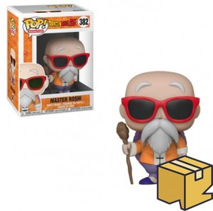 Figurka Dragon Ball Z POP! Master Roshi *