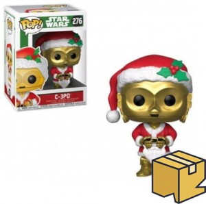 Figurka Star Wars POP! Holiday C-3PO *