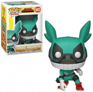 Figurka My Hero Academia POP! Izuku Midoriya (Deku with Helmet)