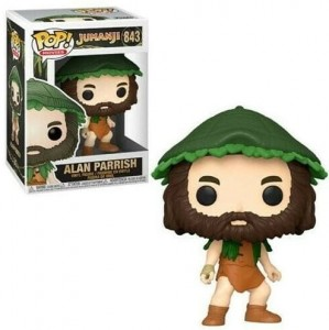 Figurka Jumanji Funko POP! Alan Parrish