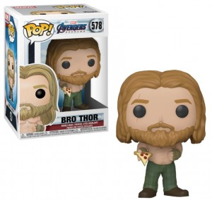 Figurka Avengers Endgame Funko POP! Bro Thor with Pizza