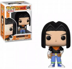 Figurka Dragon Ball Z POP! Android 17