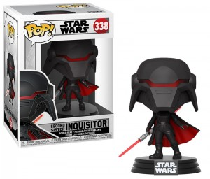 Figurka Star Wars Fallen Order POP! Inquisitor