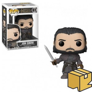 Figurka Game Of Thrones POP! Jon Snow Beyond the Wall *