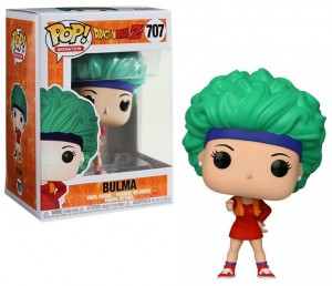 Figurka Dragon Ball Z POP! Bulma 707