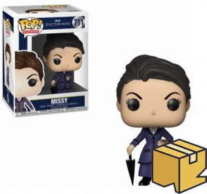 Figurka Doctor Who POP! Missy *