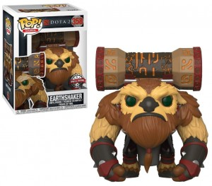 Figurka Dota 2 POP! Earthshaker with Totem Special Edition