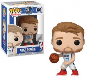 Figurka Luka Doncic Funko POP! NBA Dallas Mavericks