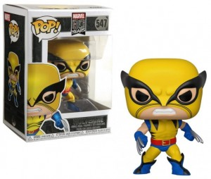 Figurka Marvel 80th Anniversary POP! Wolverine