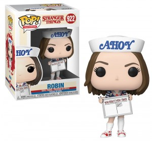 Figurka Stranger Things S3 POP! Robin
