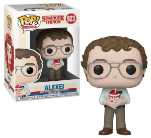 Figurka Stranger Things S3 POP! Alexei