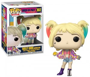 Figurka Birds Of Prey Funko POP! Harley Quinn Caution Tape