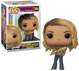 Figurka Birds Of Prey Funko POP! Black Canary