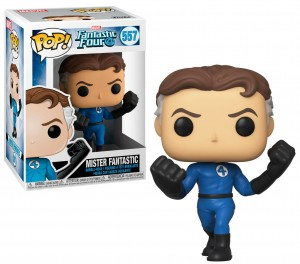 Figurka Marvel Fantastic Four POP! Mister Fantastic