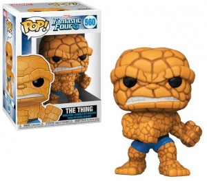 Figurka Marvel Fantastic Four POP! The Thing