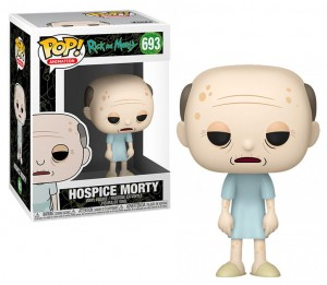 Figurka Rick and Morty POP! Hospice Morty