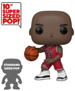 Figurka Michael Jordan Funko POP! Chicago Bulls NBA 25 cm