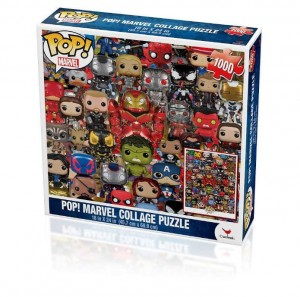Puzzle Funko POP! Marvel 1000 szt.